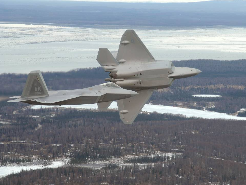 The Captain's Journal » Air Superiority