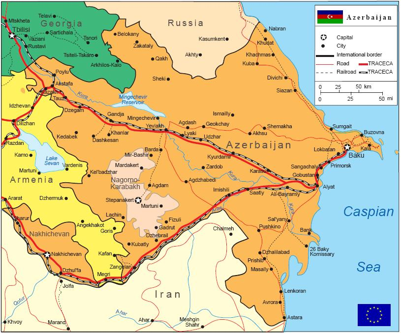 The Captains Journal Azerbaijan