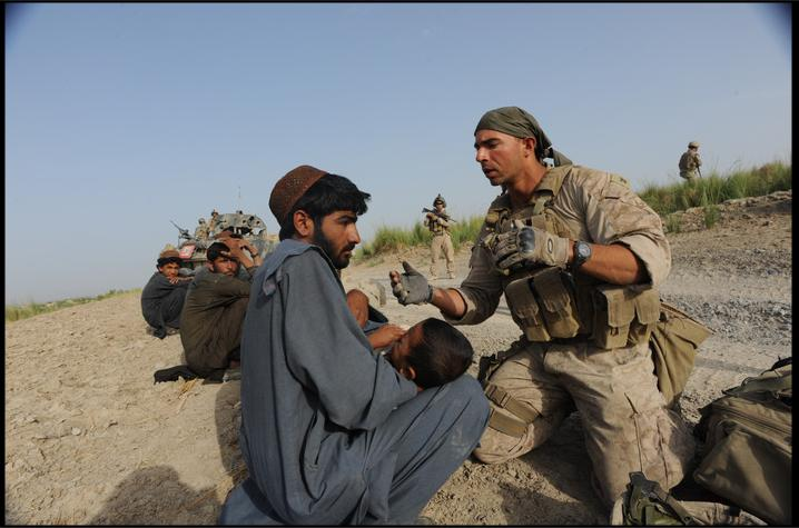 The Captain's Journal » Marine Corps