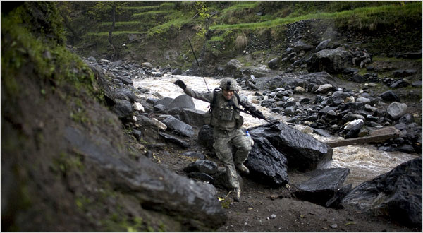 the captain u0026 39 s journal  u00bb more on combat in korangal valley